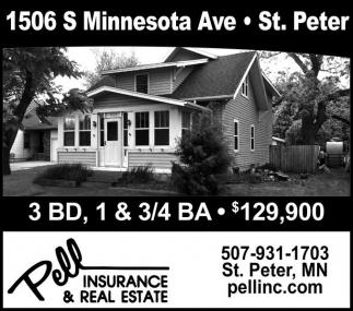 1506 S Minnesota Ave - St. Peter