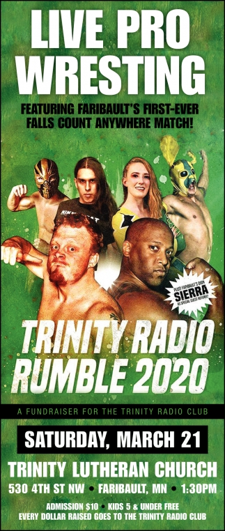 Live Pro Wresting - March 21