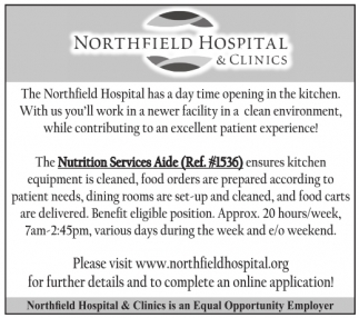 Northfield Hospital and Clinics