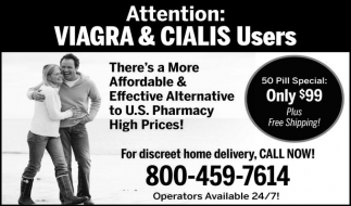 For discreet home delivery