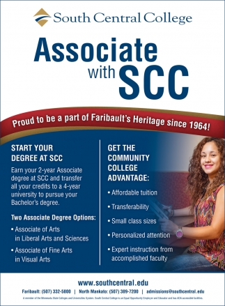 Associate with SCC