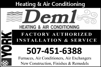 Factory Authorized Installation & Service