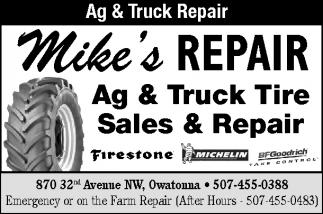 Ag & Truck Repair