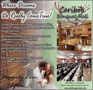 Caribou Banquet Hall