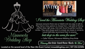 Floved the Minnesota Wedding Shop