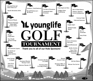 Younglife Golf Tournament