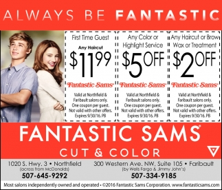 fantastic sams coupons 2019 louisville