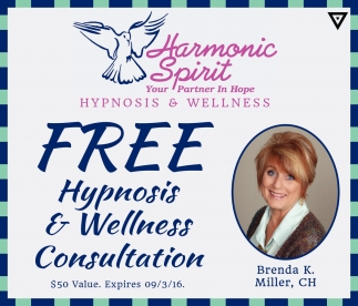FREE Hypnosis and Wellness Consultation