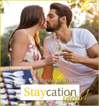 Staycation ideas!