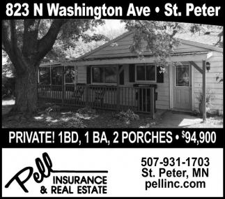 823 N Washington Ave - St. Peter