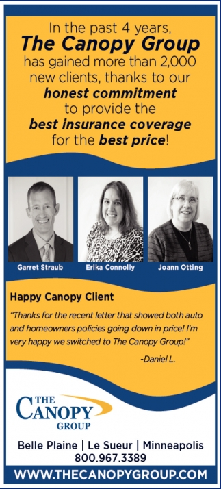 Happy Canopy Client