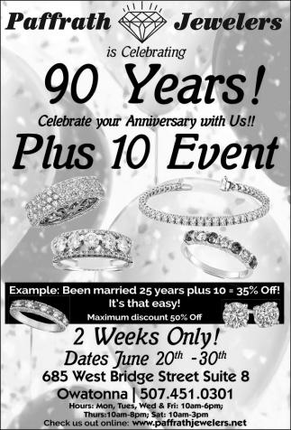 90 Years!