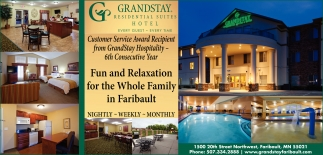 Fun and Relaxation for the Whole Family in Faribault