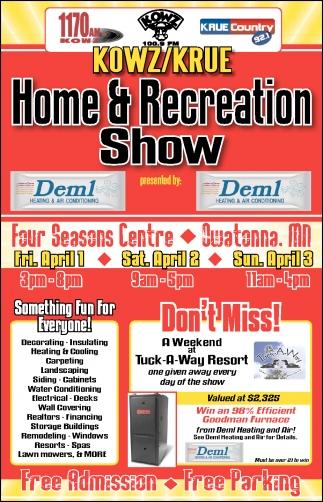 Home & Recreation Show