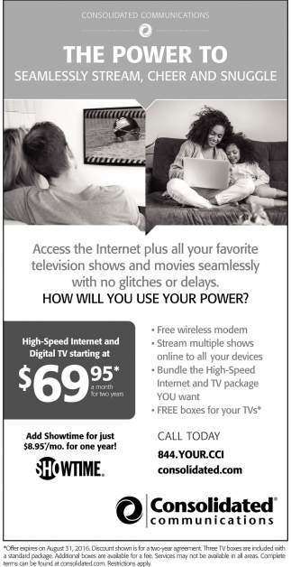 THE POWER TO SEAMLESSLY STREAM, CHEER AND SNUGGLE