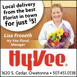 Lisa Froseth