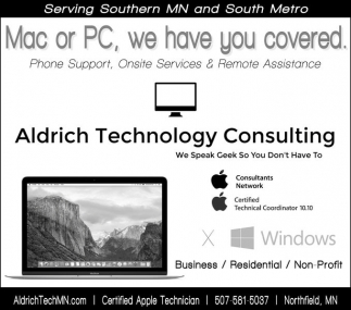Mac or PC, we hace you covered