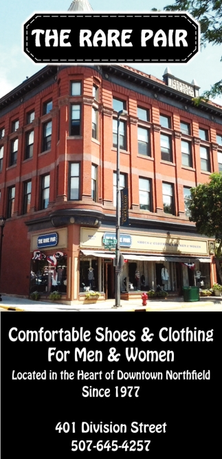 Comfortable Shoes and Clothing For Men and Women