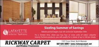 Sizzling Summer of Savings