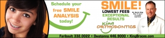 Schedule your free SMILE ANALYSIS TODAY!