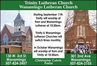 Wanamingo Lutheran Church