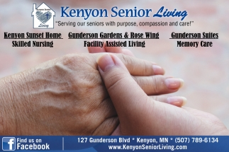 Serving our seniors with purpose, compassion and care!