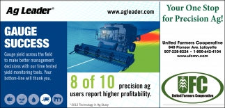 Your One Stop for Precision Ag!