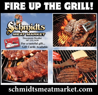 FIRE UP THE GRILL!