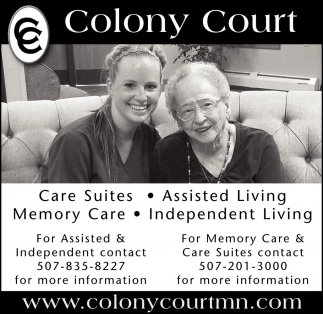 Care Suites, Assisted Living, Memory Care