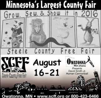 Minnesota's Larhgest County Fair