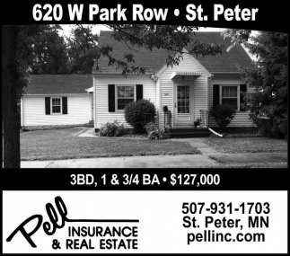 620 W Park Row - St. Peter