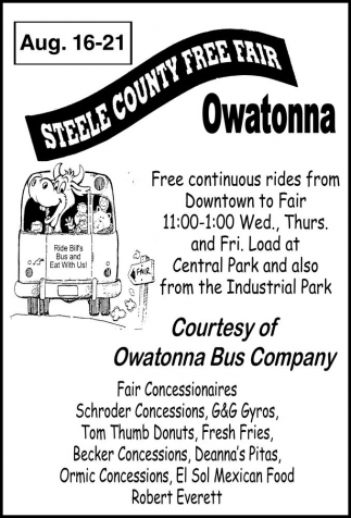 Steele County Free Fair