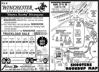 Shooters Roundup Extravaganza