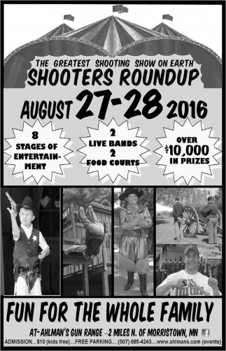 SHOOTERS ROUNDUP