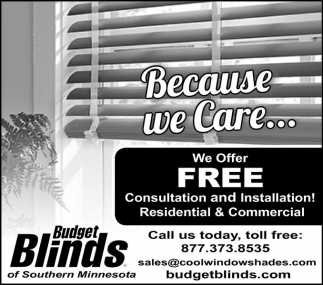FREE CONSULTATION AND INSTALLATION