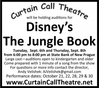 Disney's Rhe Jungle Book
