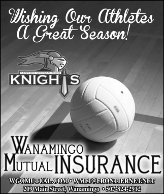 Wishing Our Athletes A Great Season!