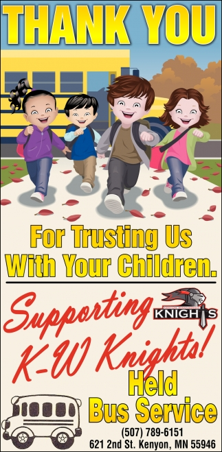 Supporting K-W Knights!