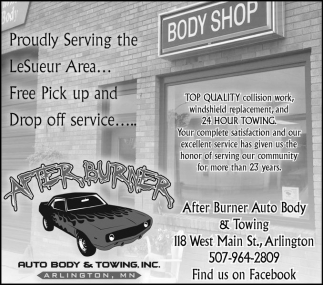 Free Pick up and Drop off service