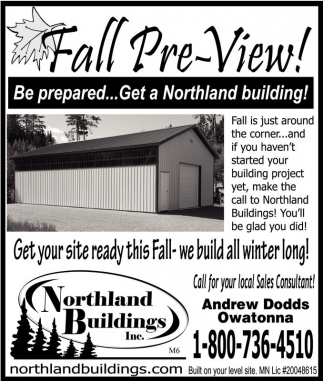 Fall Pre-View