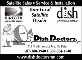 Satellite Sales - Service and Installation