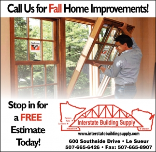 Call Us for Fall Home Improvements!
