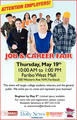 ATTENTION EMPLOYERS!