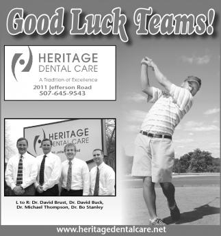 Good Luck Teams!