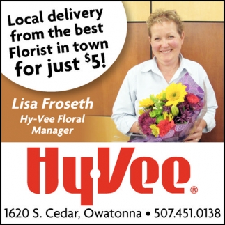 Delivery Florist for $5
