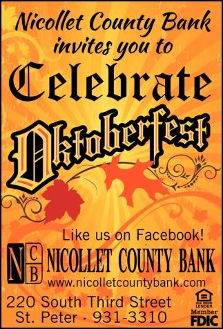 Celebrate Oktoberfest
