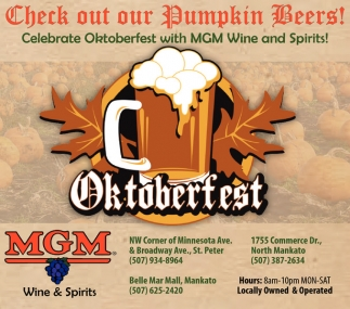 Celebrate Oktoberfest with MGM Wine and Spirits