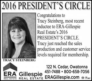 2016 President's Circle