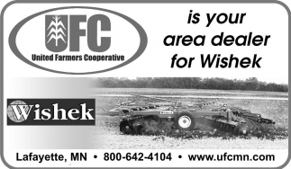is your area dealer for Wishek