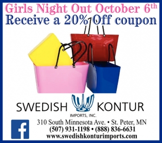 Girls Night Out October 6th